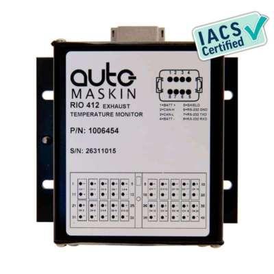 DCU 410E Engine Controller - Auto-Maskin