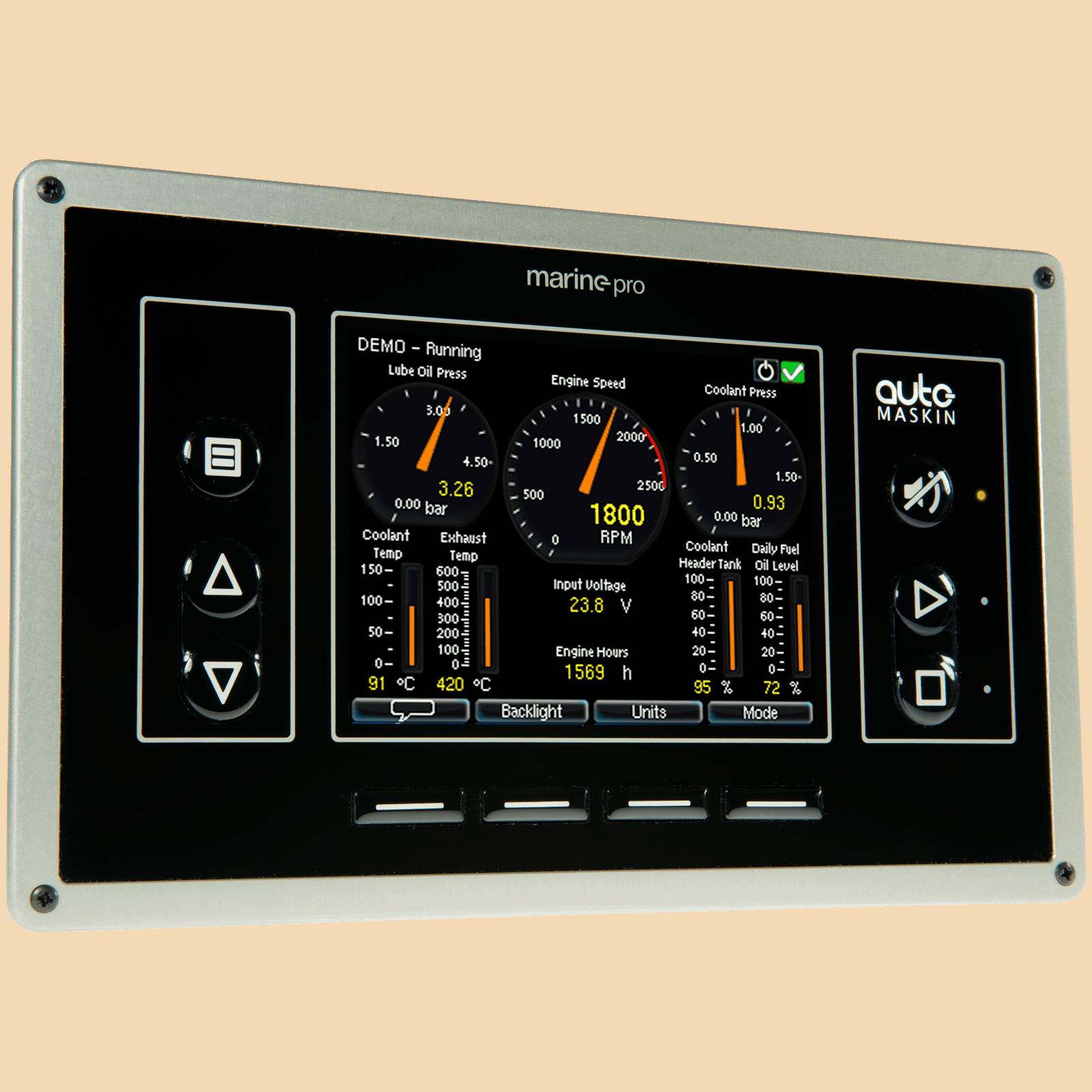 Dcu 410 Engine Controller
